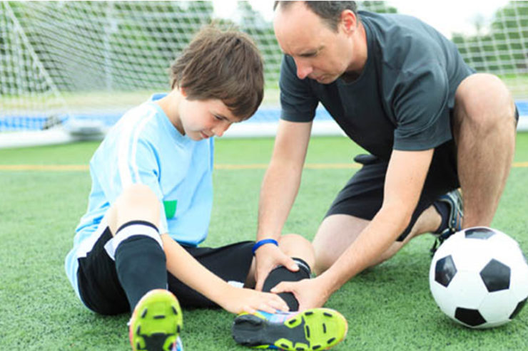 Las impactantes estadísticas de lesiones en los deportes juveniles