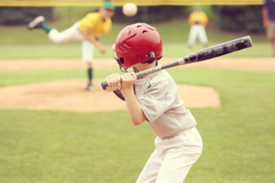 Pressure in youth sports