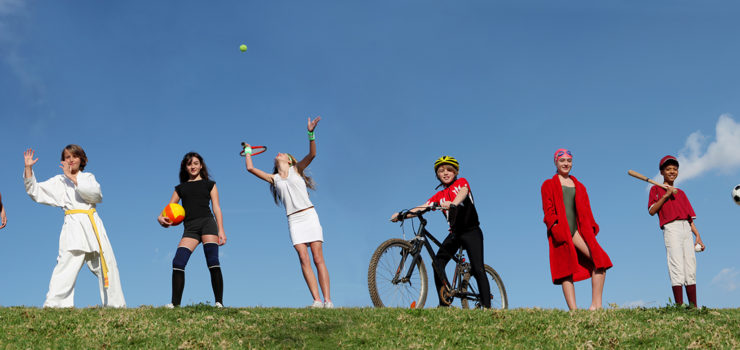 Is It Better for My Child to Play a Team Sport or an Individual Sport?
